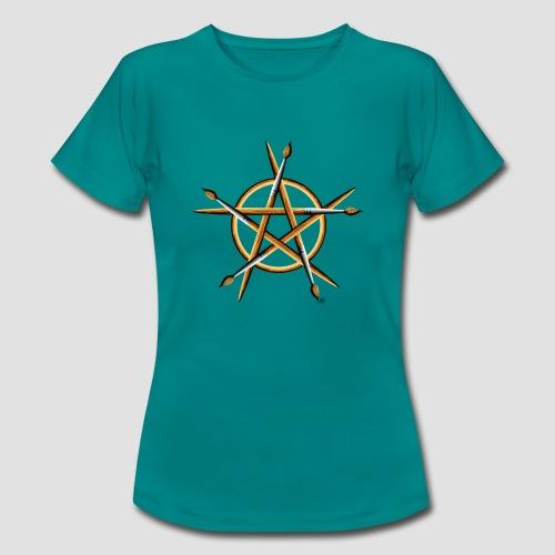 PAGAN PAINTER - Women's T-Shirt