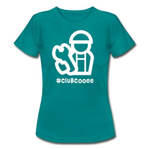 1arbeitstier - Frauen T-Shirt