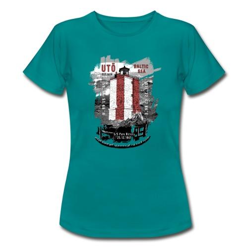 UTÖ majakan upeita tekstiilejä ja lahjatuotteita - Naisten t-paita