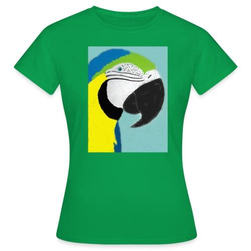 Parrot, new - Naisten t-paita
