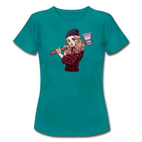 Münster   HOLZ - Frauen T-Shirt