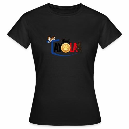 TAYOLA logo 2019 HD - T-shirt Femme