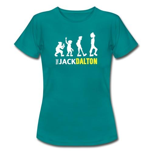 TheJackDaltonévolution - T-shirt Femme