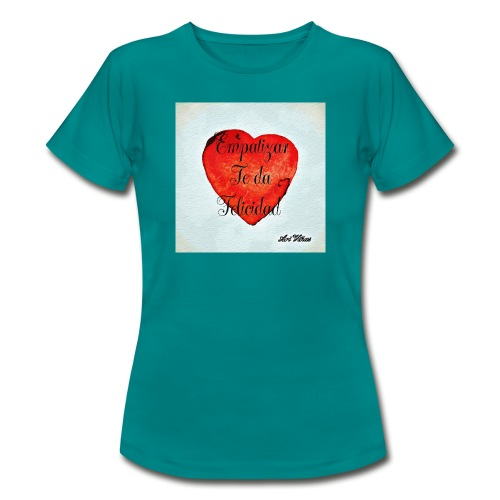 Empatizar - Camiseta mujer