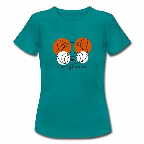 Crazypanda - T-shirt Femme