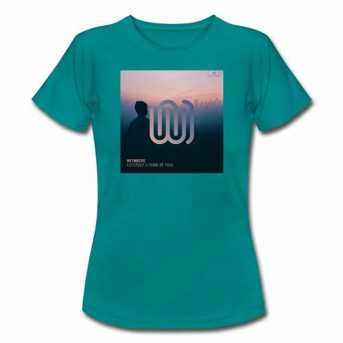 Meynberg - Everyday (I Think of You) [Artwork] - Frauen T-Shirt