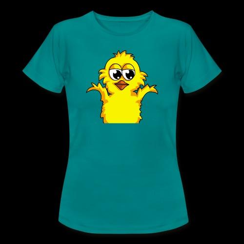 Shrug Küken - Frauen T-Shirt