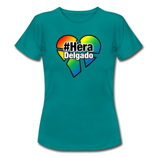 #HeraDelgado - Frauen T-Shirt