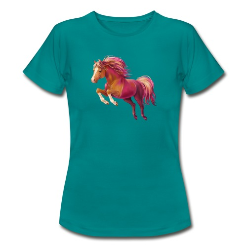Cory the Pony - Frauen T-Shirt