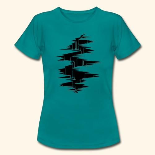 tremblement de terre - T-shirt Femme