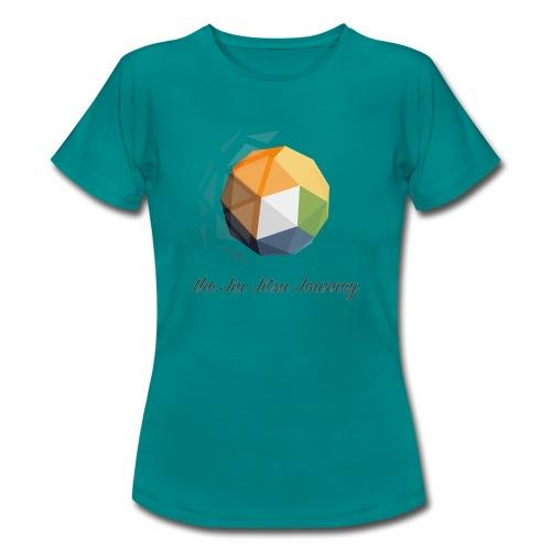 Jiu Jitsu Journey - Frauen T-Shirt