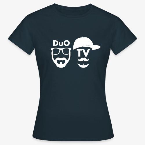 DuO TV Memes (white) - Frauen T-Shirt