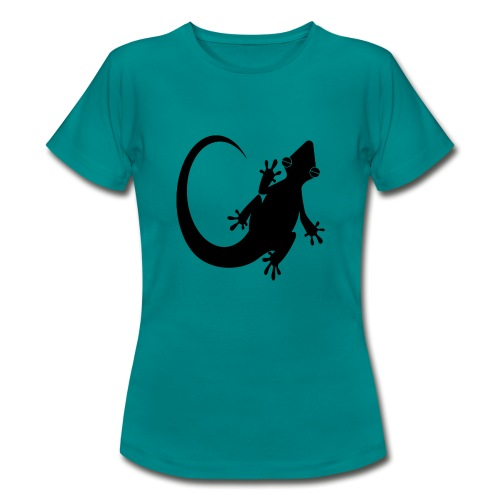 Gecko - Frauen T-Shirt