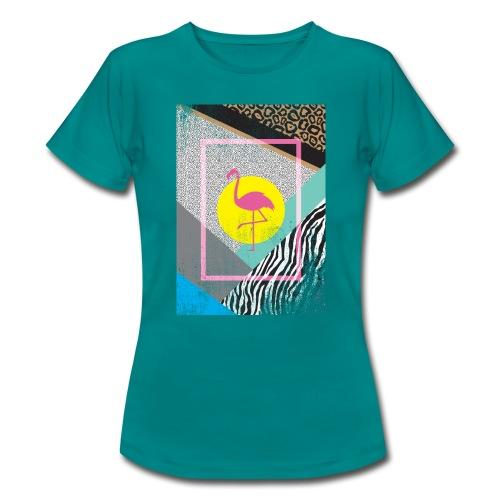 FLAMINGO - Frauen T-Shirt
