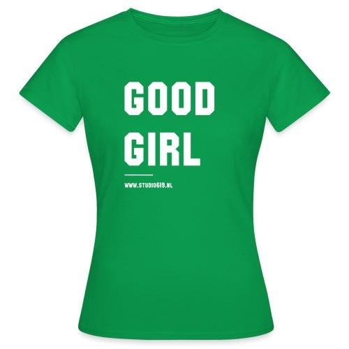 TANK TOP GOOD GIRL - Vrouwen T-shirt