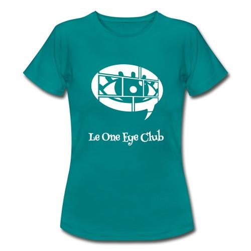 Le One Eye Club (2016) - T-shirt Femme