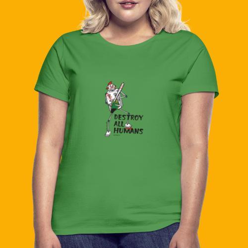 Dat Robot: Destroy Series Killer Clown Light - Vrouwen T-shirt