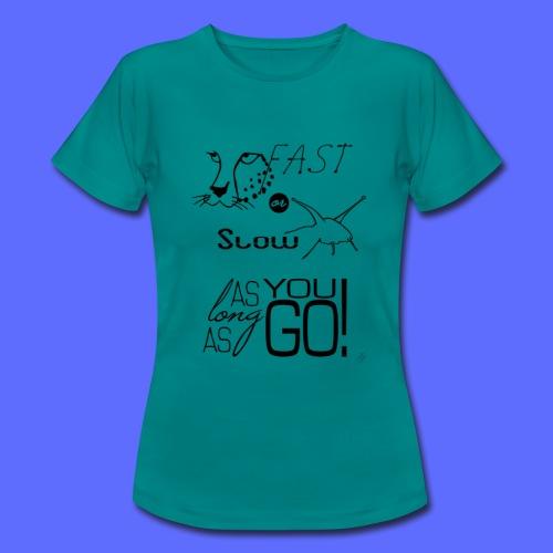 Run - Maglietta da donna