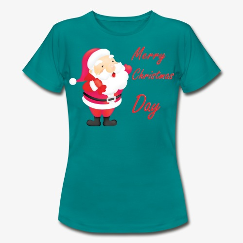 Merry Christmas Day Collections - T-shirt Femme