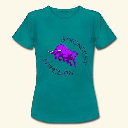 STRONGEST - Maglietta da donna