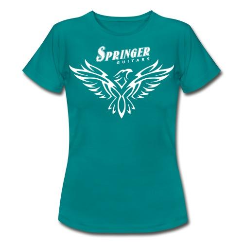 Springer FireHawk white - T-shirt Femme