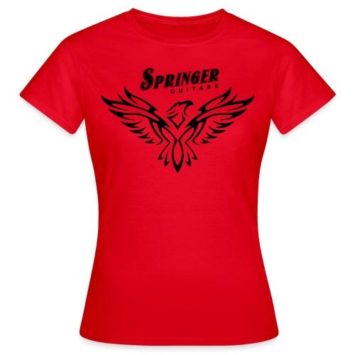 Springer FireHawk - T-shirt Femme