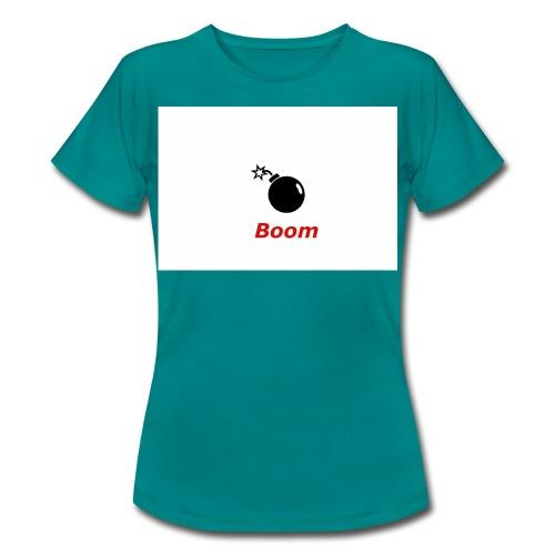 Bomba - Koszulka damska