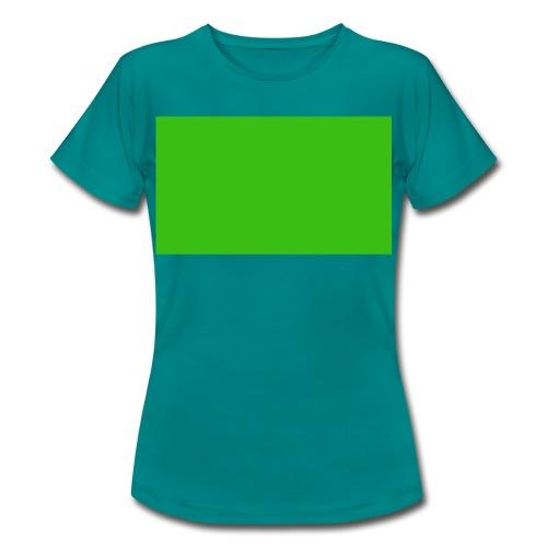 Green Screen - Maglietta da donna