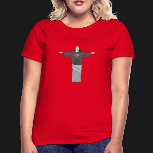 God's Plan - T-shirt Femme