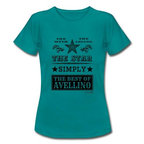 1,03 The Star Legend Avellino - Maglietta da donna
