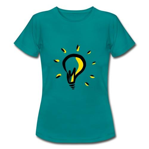 Geistesblitz - Frauen T-Shirt