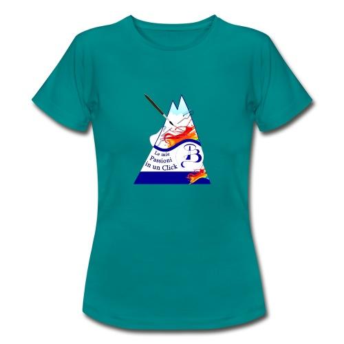 Logo colori - Maglietta da donna