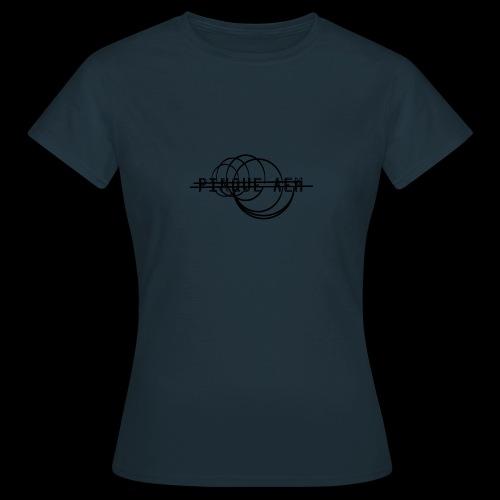 Pinque AEM NERO - Maglietta da donna