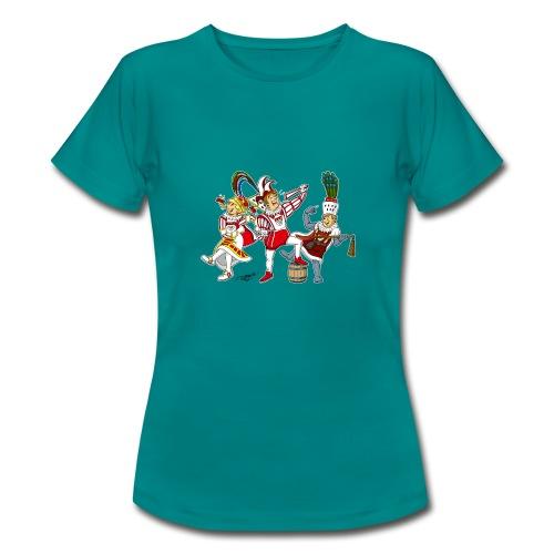 Köln Dreigestirn - Frauen T-Shirt