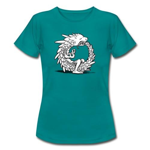 Yogadrache - Frauen T-Shirt