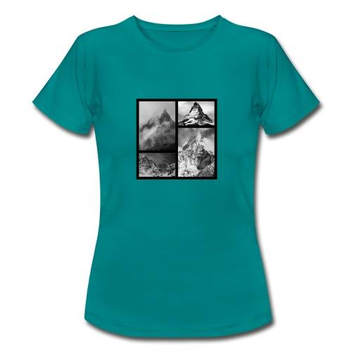 Berge - Frauen T-Shirt