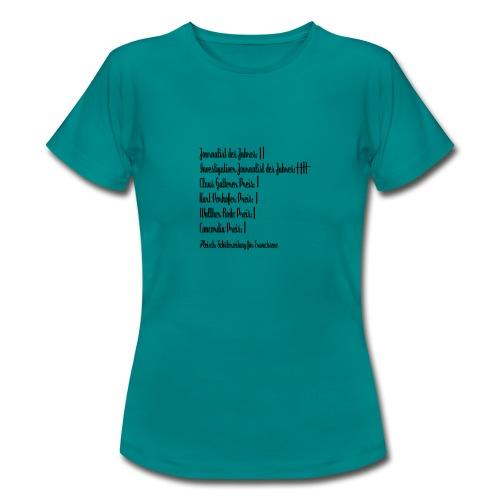 Premium Journalist - Frauen T-Shirt