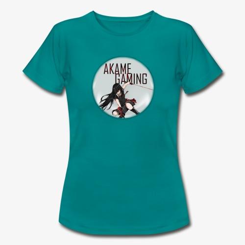 Akame Gaming - Frauen T-Shirt