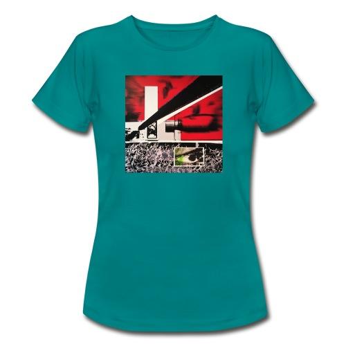 brücke und auge - Frauen T-Shirt