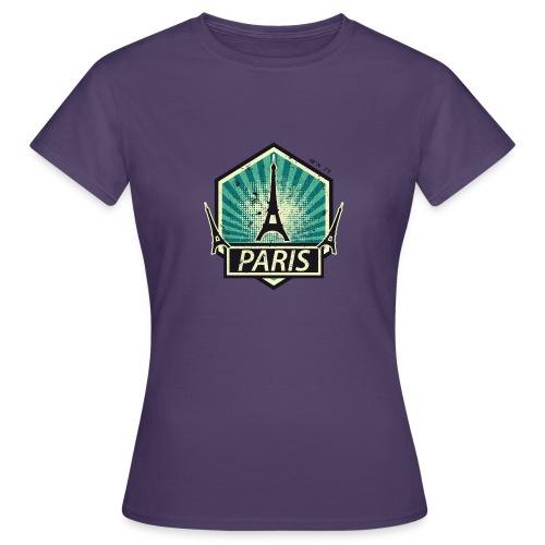 PARIS, FRANCE - Women's T-Shirt