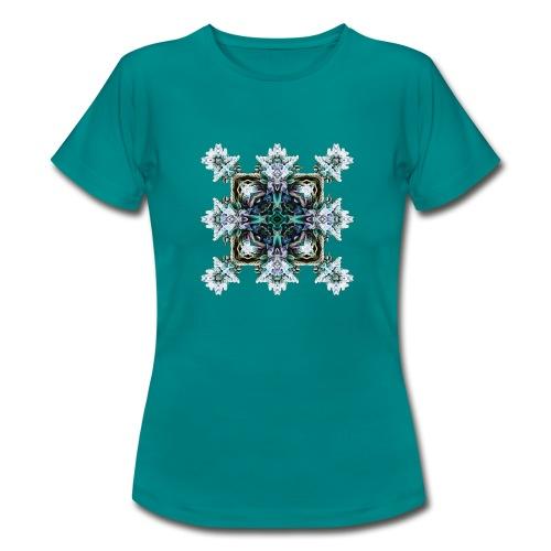 Psychedelic Flake - Frauen T-Shirt