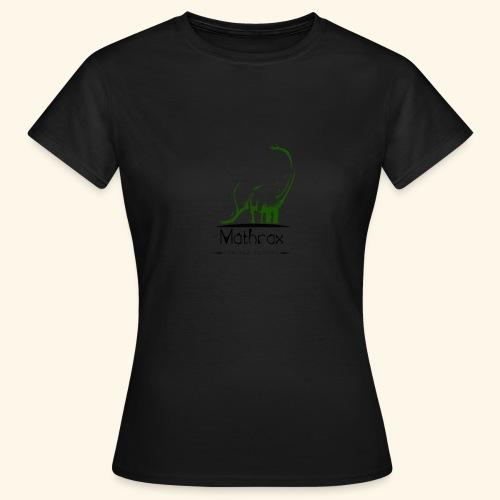logo mathrax - T-shirt Femme