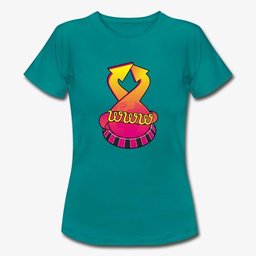 UrlRoulette logo - Women's T-Shirt