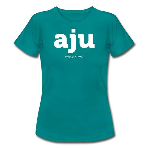 AJU - Vrouwen T-shirt