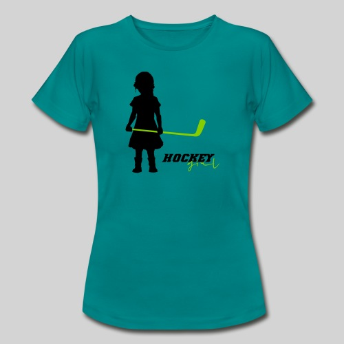 Hockey Girl I - Frauen T-Shirt