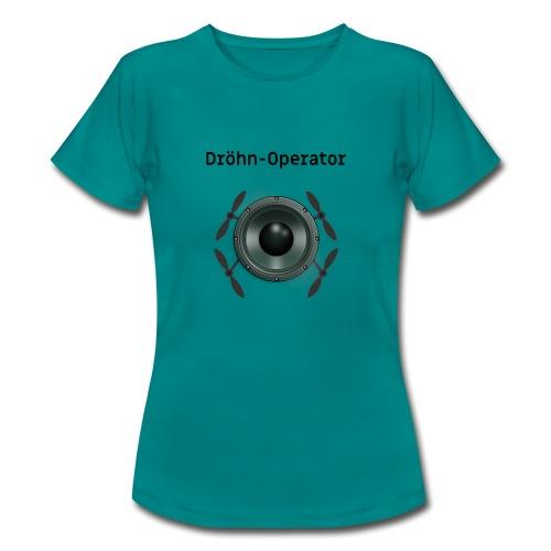 Droehn Operator - Frauen T-Shirt