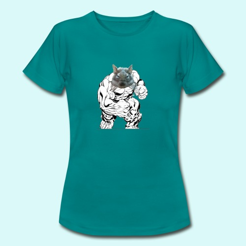 souris en colere - T-shirt Femme