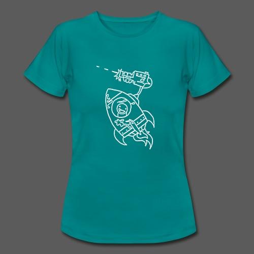 Sci-Fi in a Nutshell - Frauen T-Shirt