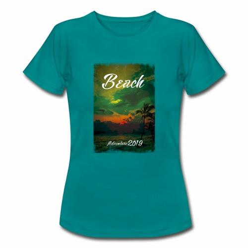 beach 2019 - Camiseta mujer