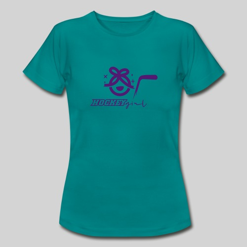 Hockey Girl II - Frauen T-Shirt